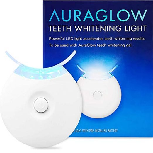 AuraGlow Teeth Whitening
